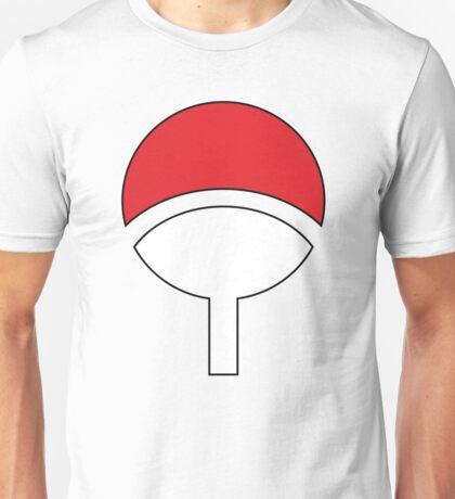 Uchiha Symbol Unisex T-Shirt