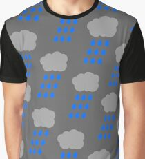 Regen / Regenwetter / Rainy Graphic T-Shirt