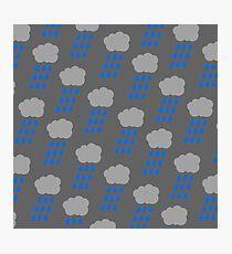 Regen / Regenwetter / Rainy Photographic Print