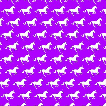 Unicorn / pattern by fabianb