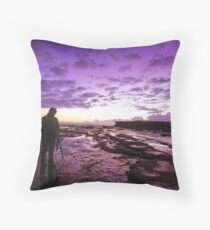 Terrigal Throw Pillow