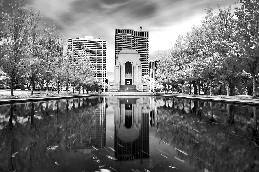 Hyde Park memorial by Alex Lau