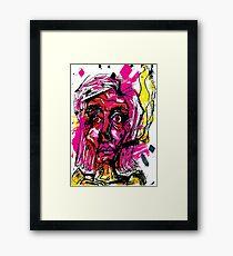 Pink item No. 1 Framed Print