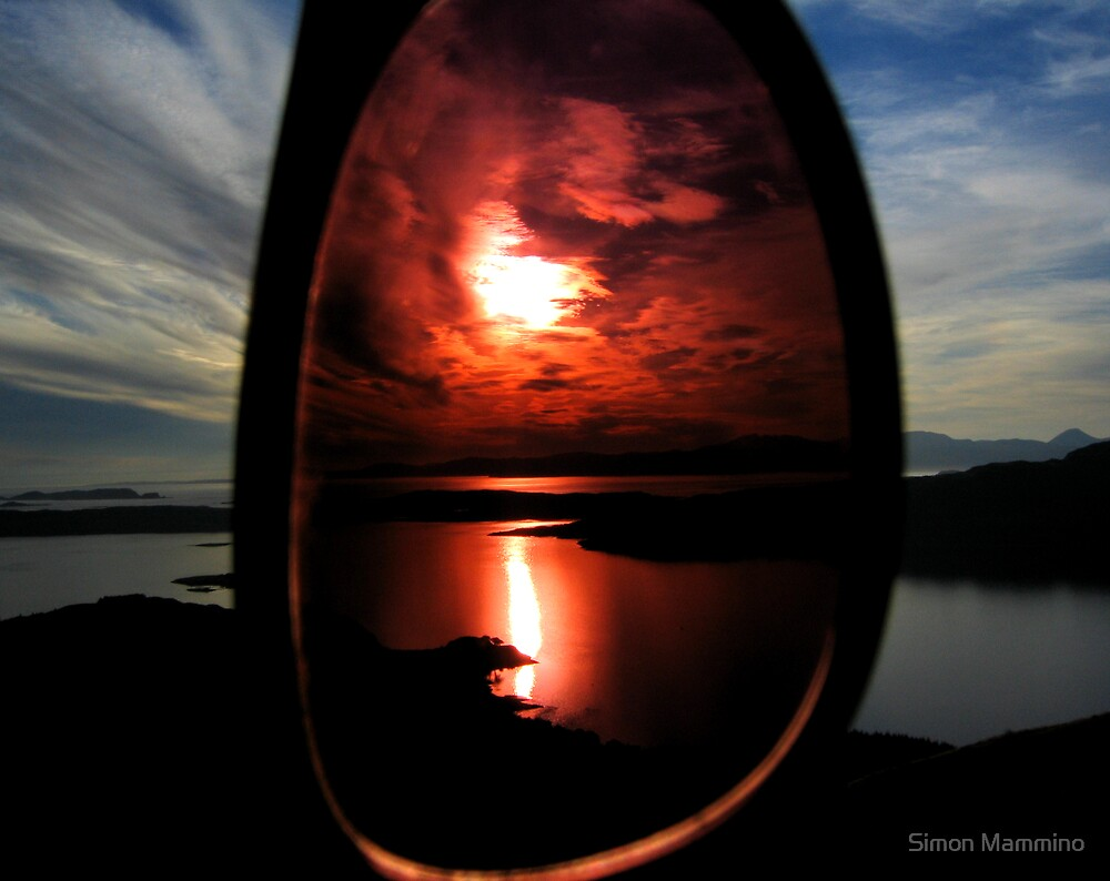 Through the Lenses by Simon Mammino