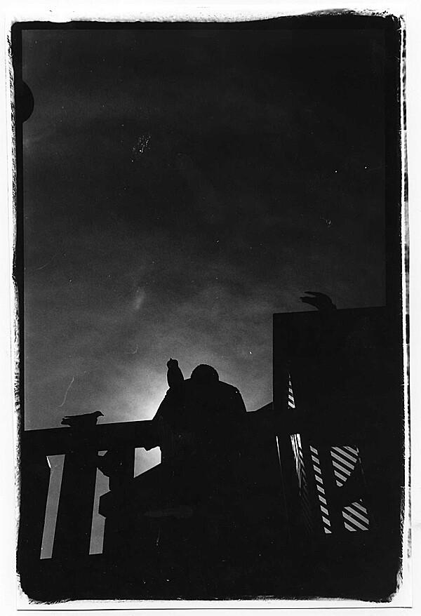 The Birdman by Pat Ramos