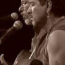 James Keelaghan & Oscar Lopez by Marina Hurley
