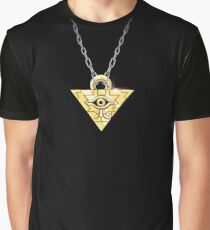 Yu-Gi-Oh! Millennium Puzzle Graphic T-Shirt