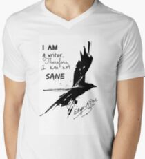 Edgar Allan Poe: I Am A Writer T-Shirt
