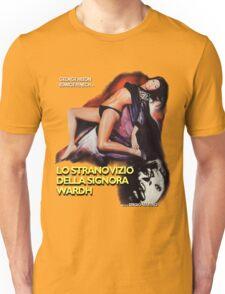 Lo strano vizio della Signora Wardh Unisex T-Shirt