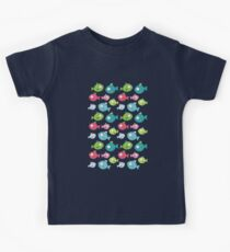 Little fishes Kids Clothes
