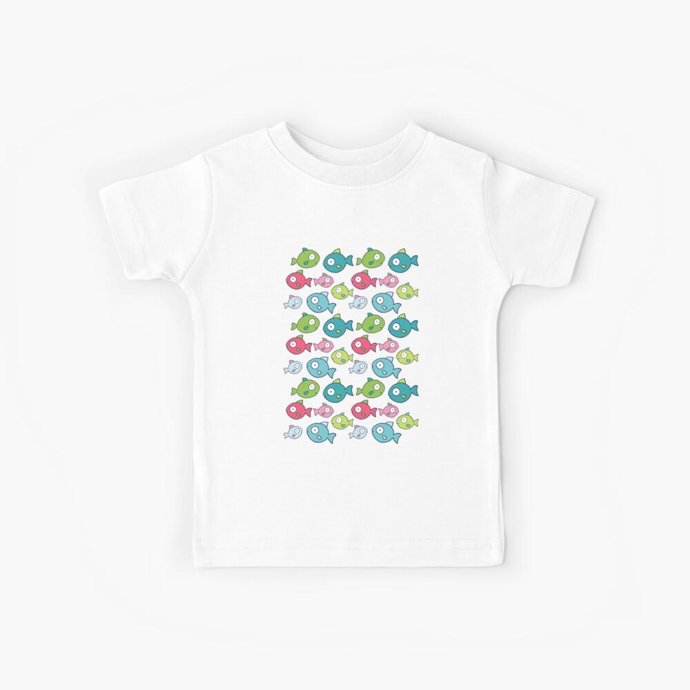 Little fishes Kinder T-Shirt