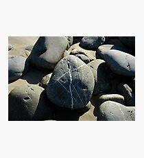 Byron Bay Stone Photographic Print