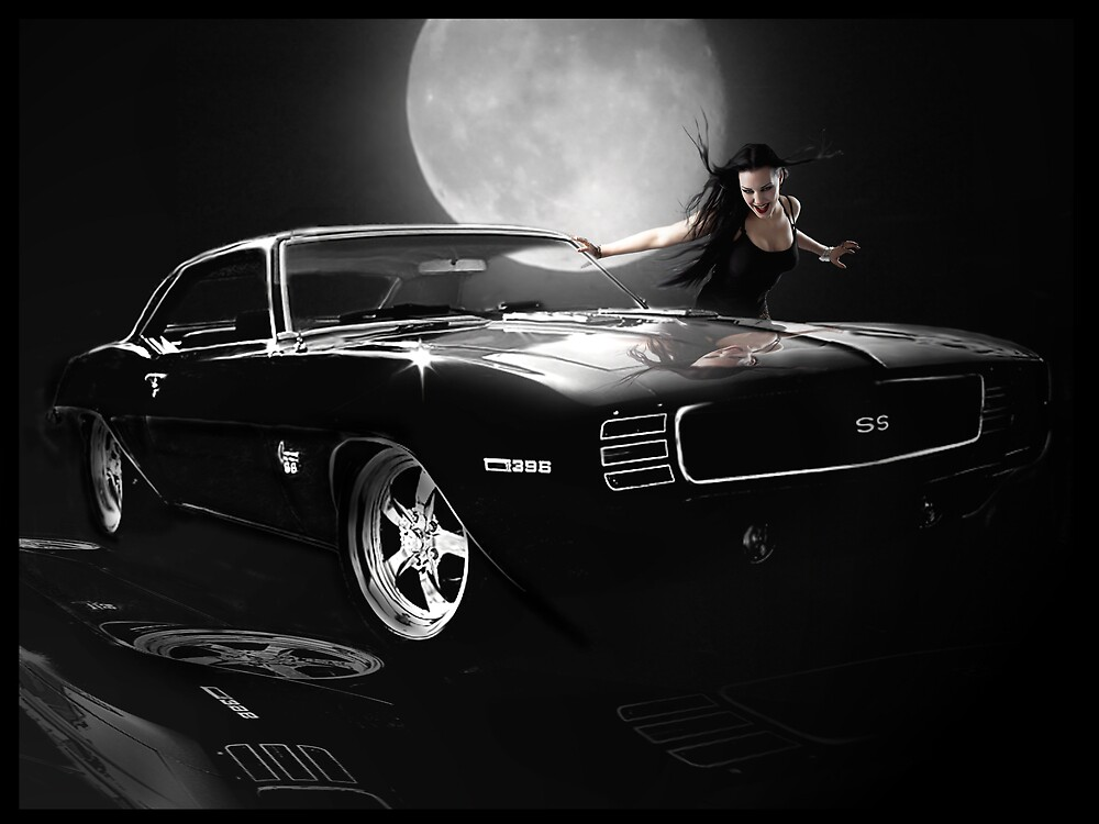 For Sale Camero SS by Cliff Vestergaard