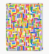 Colored pencil  iPad Case/Skin
