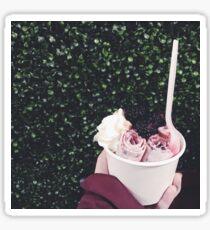 Berry Ice Cream Sticker