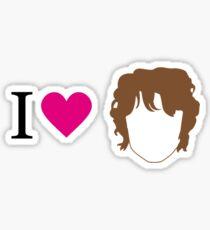 I love Bilbo Sticker