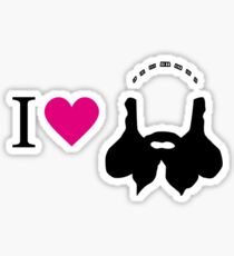 I love Dwalin Sticker