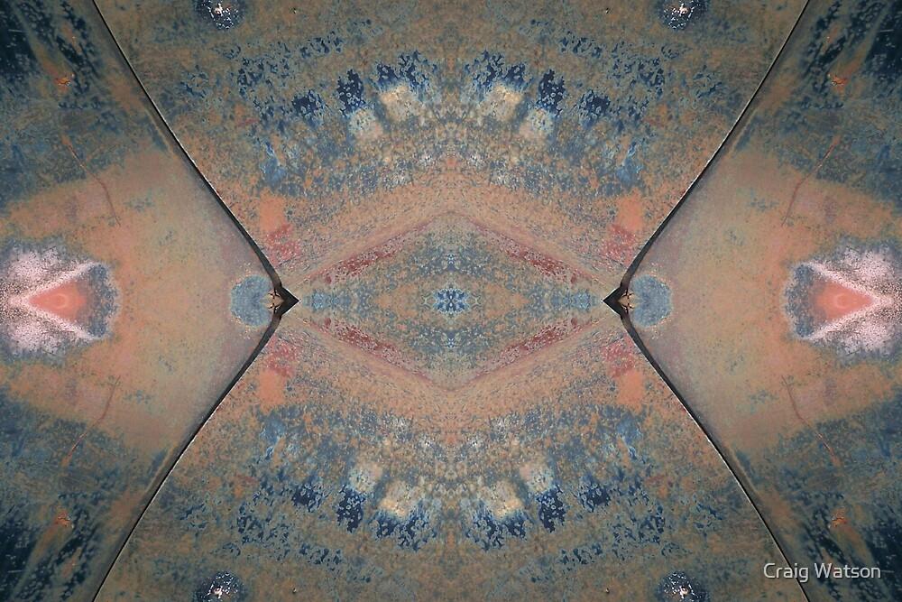 Seen Better Days Kaleidoscope #1 by Craig Watson