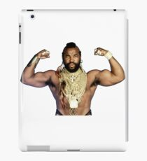 MR T iPad Case/Skin