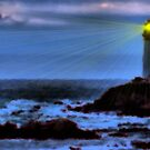The Lighthouse by Bob Wall