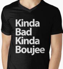 Kinda Boujee  Men's V-Neck T-Shirt