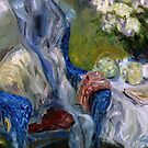 detail Spring Tea  by TerrillWelch