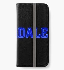 riverdale logo iPhone Wallet/Case/Skin