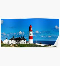 Souter Lighthouse Poster