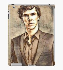 The Look of Deduction iPad Case/Skin