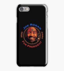Joe Rogan For President iPhone Case/Skin