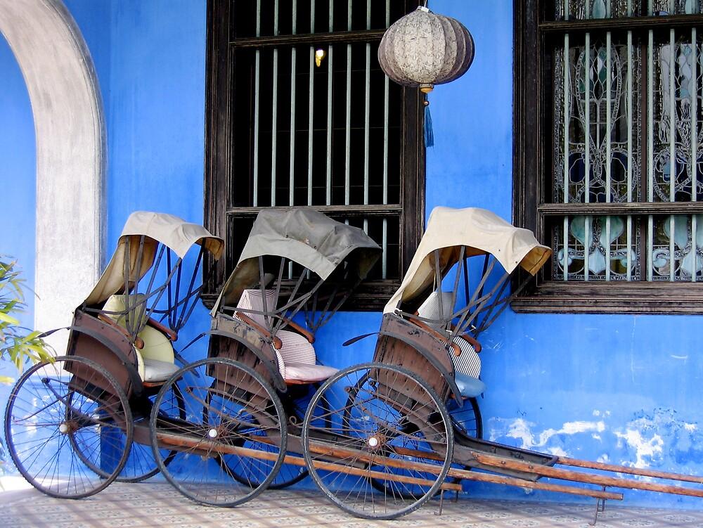 Rickshaws by avparker