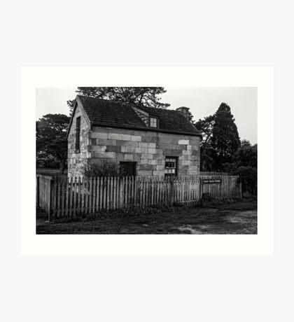 James Austin's Cottage Art Print