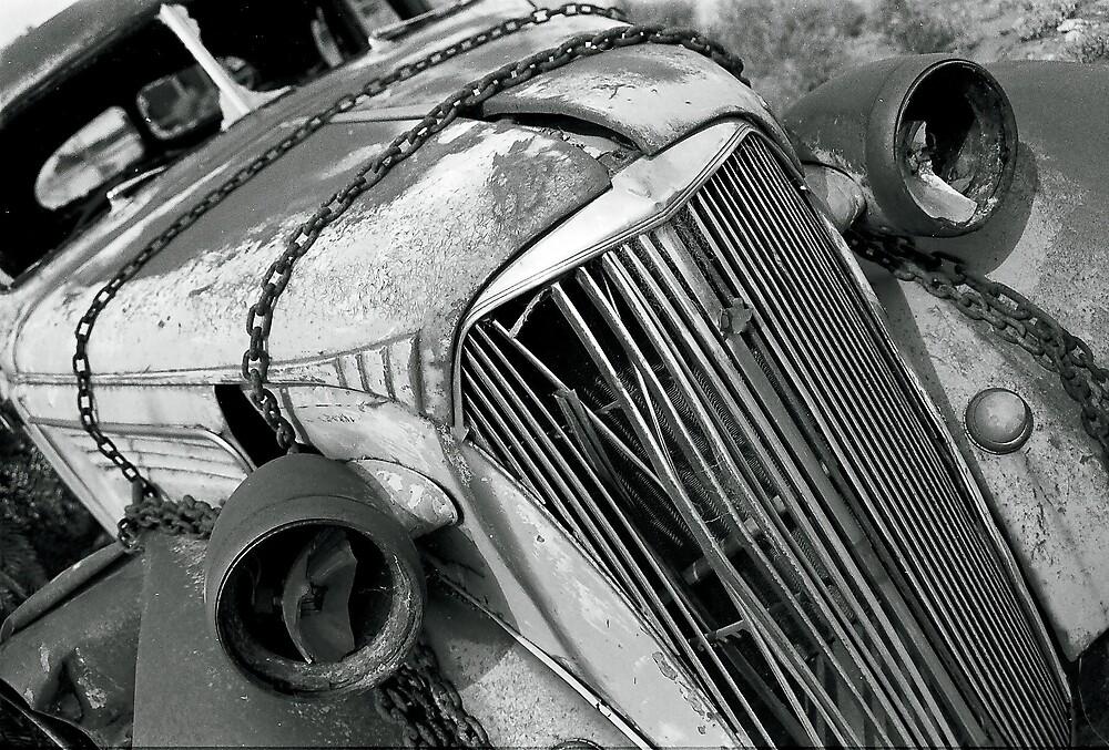 Weathered Wreck by GroovieGoolie