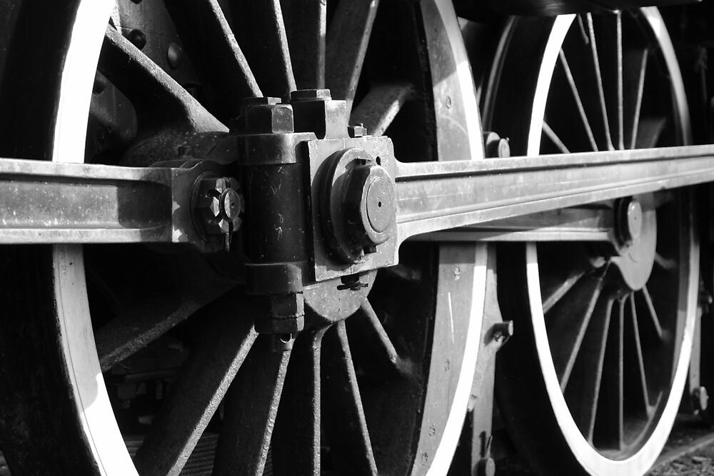 Wheels of Steel by GroovieGoolie