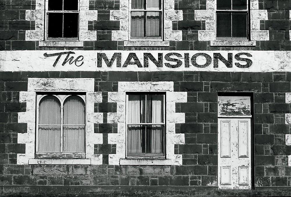Malmsbury Mansion by GroovieGoolie