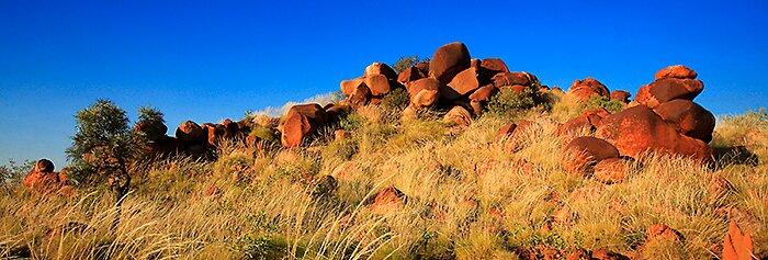 Kimberly Boulders by Thomas Kress