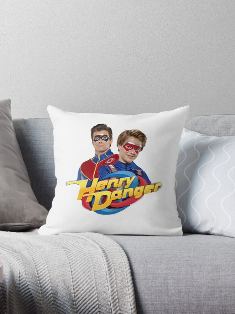 Henry Danger and Captain Man by Rich Taylor