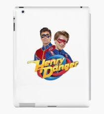 Henry Danger und Kapitän Man iPad-Hülle & Klebefolie