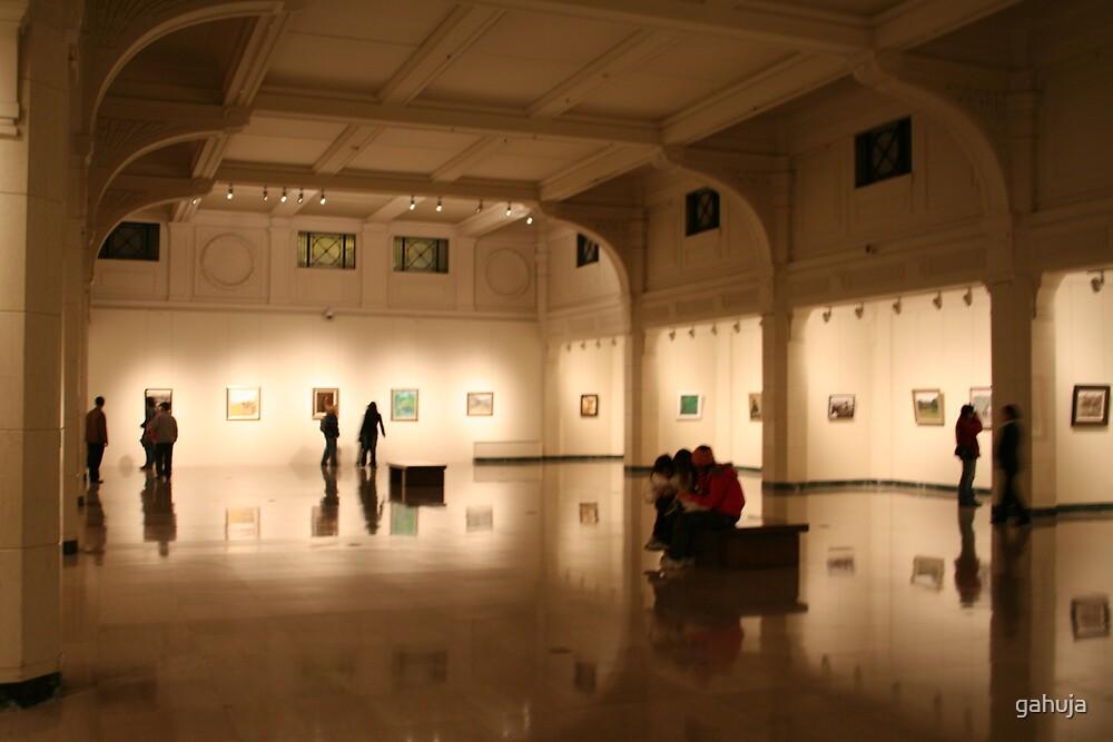 Art Museum by gahuja