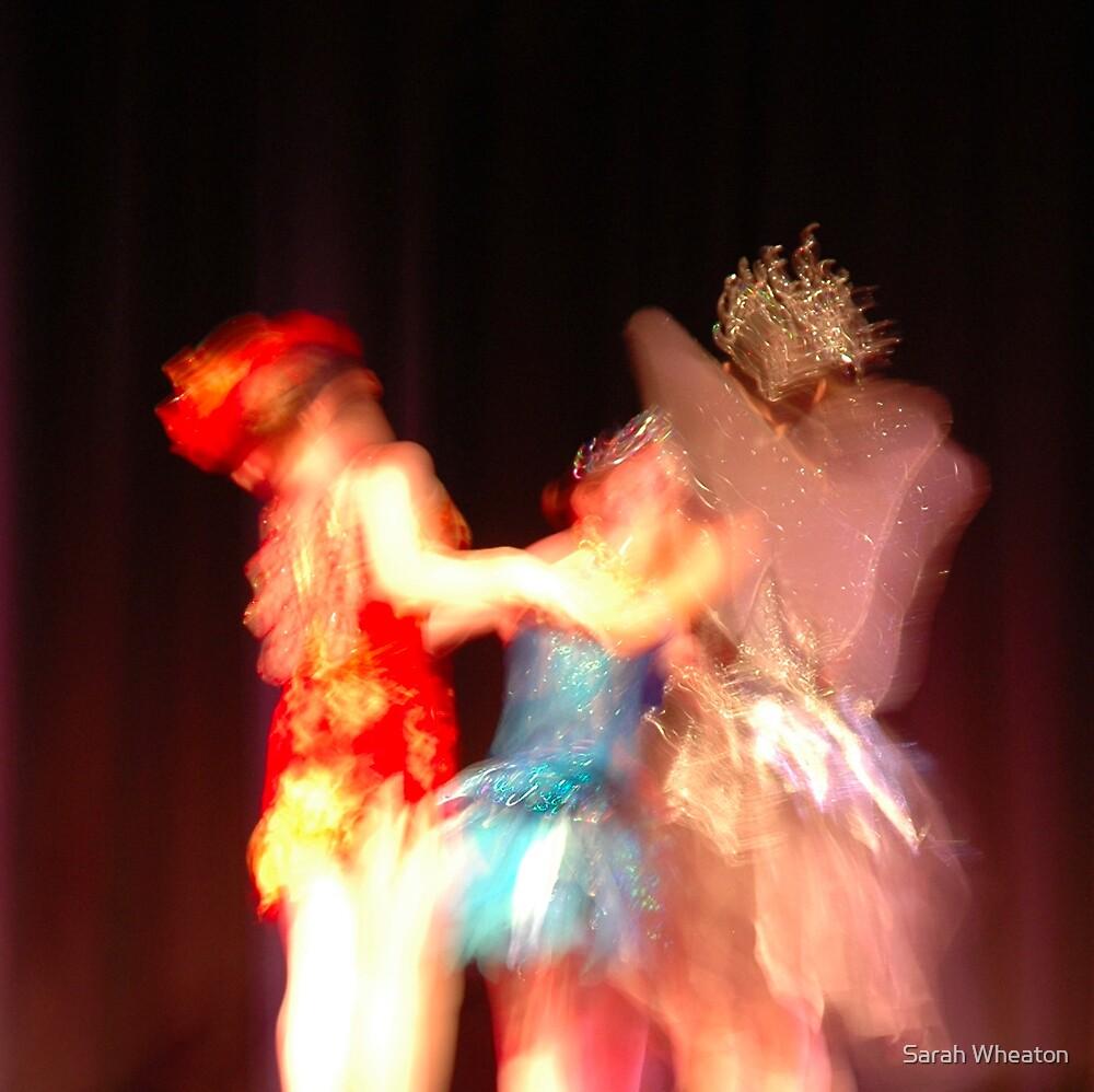 ballet dancers by Sarah Wheaton