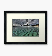 Shoal Bay Framed Print