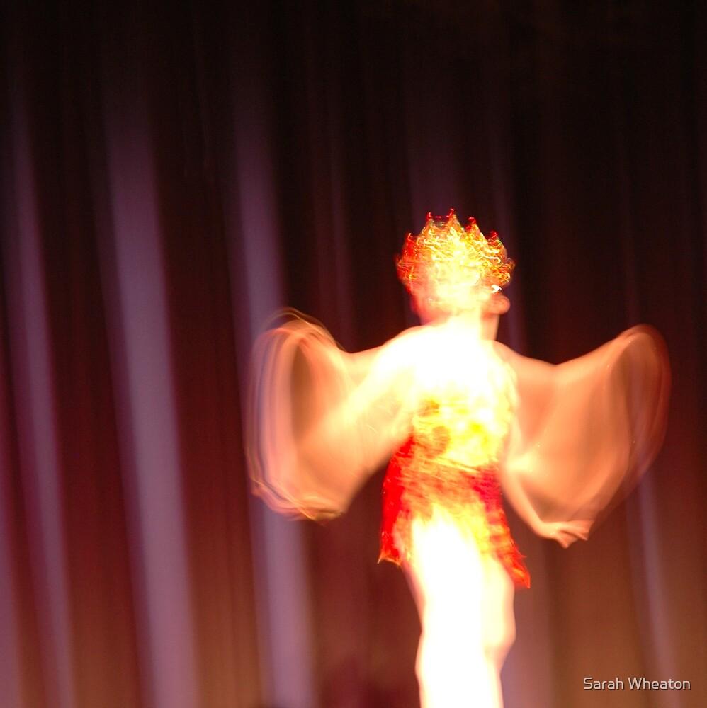 ballet dancer by Sarah Wheaton