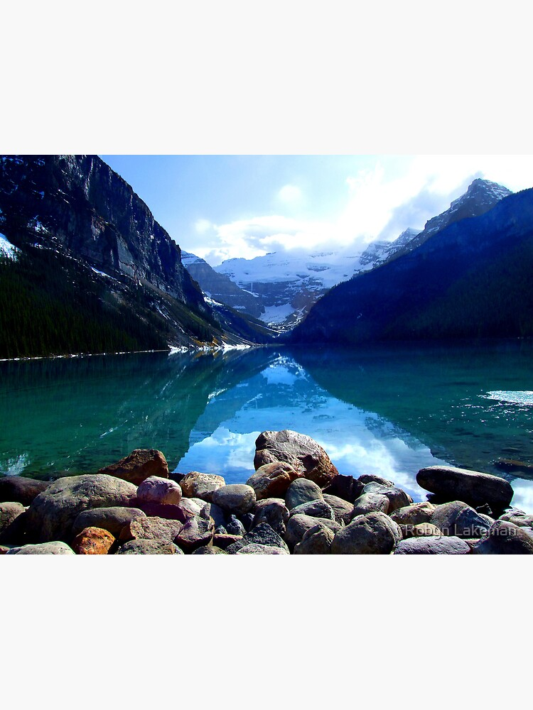 Lake Louise, Canada by Rivergirl