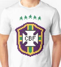 Brazil national football crest Unisex T-Shirt