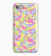 Pixel Barf iPhone Case/Skin