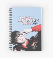 Cutie Yoongi [Suga] Edit w/ Signature Spiral Notebook