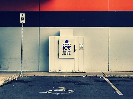 ice by Janet Leadbeater