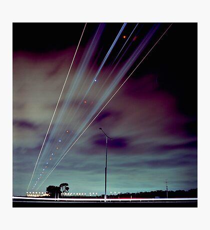 Skyroad Photographic Print