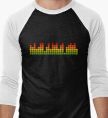 Loud Men's Baseball ¾ T-Shirt