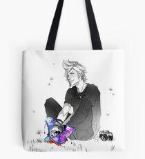 Casual Sun  Tote Bag